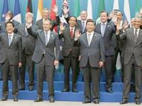 """Khủng hoảng Ukraine làm """"nóng"""" Hội nghị Thượng đỉnh G20"""