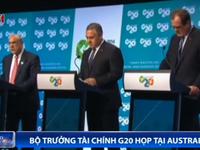 Bộ trưởng Tài chính G20 họp tại Australia