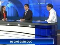 Tự chủ đại học: Bài toán khó không dễ trả lời cho giáo dục Việt Nam
