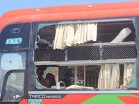 Bắt nghi phạm cài thuốc nổ gây cháy xe khách ở Nghệ An