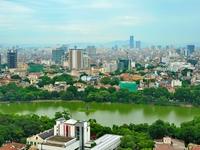 Ngỡ ngàng vẻ đẹp Thủ đô trong PTL Hà Nội - Niềm tin và hi vọng