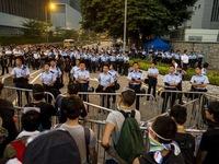 Người biểu tình Hong Kong chấp nhận đàm phán