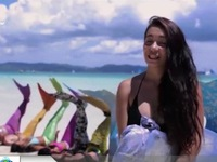 Làm nàng tiên cá - Khóa học thú vị ở Philippines