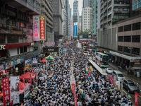 Hong Kong: Chính quyền kêu gọi người biểu tình giải tán