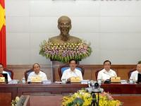 Họp Chính phủ: Thủ tướng kết luận nhiều vấn đề nóng