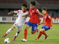 U19 Trung Quốc cầm hòa ĐKVĐ, U19 Myanmar thắng sốc