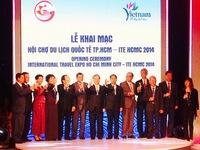 Hội chợ Du lịch quốc tế TP.HCM 2014: Năm quốc gia - Một điểm đến