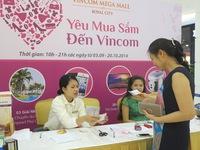 Cơ hội trúng thưởng lớn khi mua hàng tại Vincom