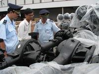 Lách quy định,  DN tháo rời linh kiện ô tô để trốn thuế