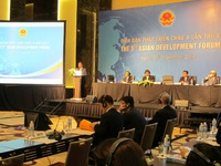 Khai mạc Diễn đàn Phát triển châu Á lần thứ 5