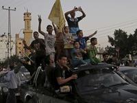 Người dân Gaza thận trọng trước lệnh ngừng bắn