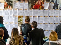 Pháp: Số người thất nghiệp tăng mạnh trong tháng 7