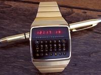 Smartwatch đã có mặt từ năm 1977?