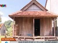 500.000 hộ nghèo được vay vốn lãi suất 3%năm làm nhà ở