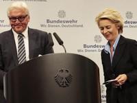 Đức sẽ trang bị vũ khí cho người Kurd ở Iraq