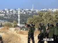 Israel công bố kế hoạch chiếm hữu 400 ha đất đai của Palestine
