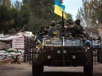 Thiết lập vùng phi quân sự tại Ukraine