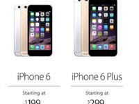 Apple chính thức bán iPhone 6 trên toàn cầu