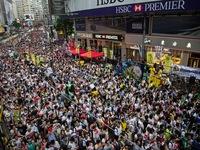 Kinh tế Hong Kong chịu ảnh hưởng xấu do cuộc biểu tình