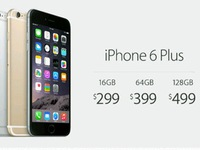 Chiêm ngưỡng iPhone 6, iPhone 6 Plus, Apple Watch