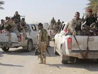Quân đội Iraq giành lại thị trấn chiến lược gần Baghdad từ IS