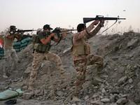 Tỉnh chiến lược Anbar ở Iraq sắp rơi vào tay IS