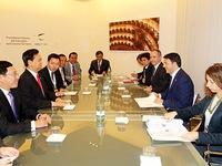 Italy ủng hộ Việt Nam tăng cường quan hệ với EU