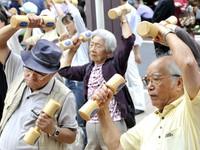 Nhật Bản: Số người trên 100 tuổi đạt mức kỷ lục
