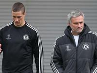 Bị tống cổ khỏi Chelsea, Torres vẫn 'kết Mourinho
