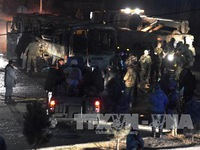 Bạo lực gia tăng ở Afghanistan