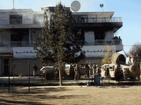 Afghanistan: Taliban bị tình nghi tấn công một ngân hàng