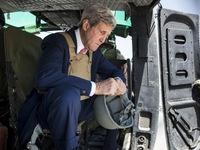 Ngoại trưởng Mỹ đến Trung Đông thúc đẩy Liên minh chống IS