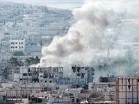 Quân đội Iraq đẩy lui IS khỏi thị trận chiến lược Baiji