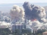 Kobani - Điểm nóng chiến sự tại Syria