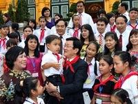 Thư của Chủ tịch nước gửi thiếu niên, nhi đồng dịp Tết Trung thu