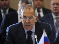 Ngoại trưởng Lavrov: Phương Tây lợi dụng Ukraine để gây sức ép với Nga