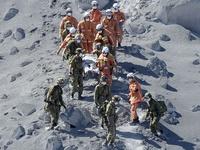 Nhật Bản công bố số người mất tích trong vụ núi lửa Ontake phun trào