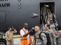 Mỹ công bố kế hoạch hỗ trợ Liberia dập dịch Ebola