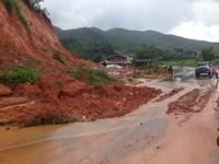 Tiếp tục cảnh báo lũ quét và sạt lở đất ở các tỉnh vùng núi phía Bắc