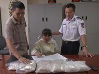 Cảnh sát Biển bắt đối tượng vận chuyển 6kg ma túy
