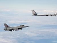 8 máy bay Nga bị chặn trên Biển Bắc và Đại Tây Dương