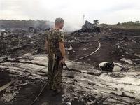 Video mới MH17 bốc cháy ngùn ngụt khi vừa rơi