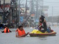 Hàng chục nghin người Philippines sơ tán vì bão Fung-Wong