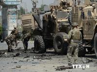 Afghanistan ký hiệp định an ninh với Mỹ