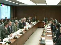 Mỹ - Nhật Bản xem xét nguyên tắc chỉ đạo hợp tác quốc phòng