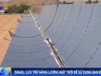 Lưu trữ năng lượng mặt trời để sử dụng ban đêm