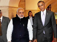 """""""Mỹ và Ấn Độ là các đối tác tự nhiên của nhau"""