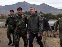 Tổng thư ký NATO thăm Afghanistan