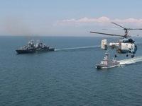 NATO và Ukraine tập trận tại Biển Đen