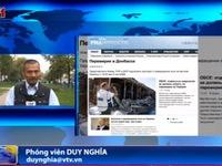 Báo chí Nga đồng loạt đưa tin về tín hiệu khả quan tại Ukraine